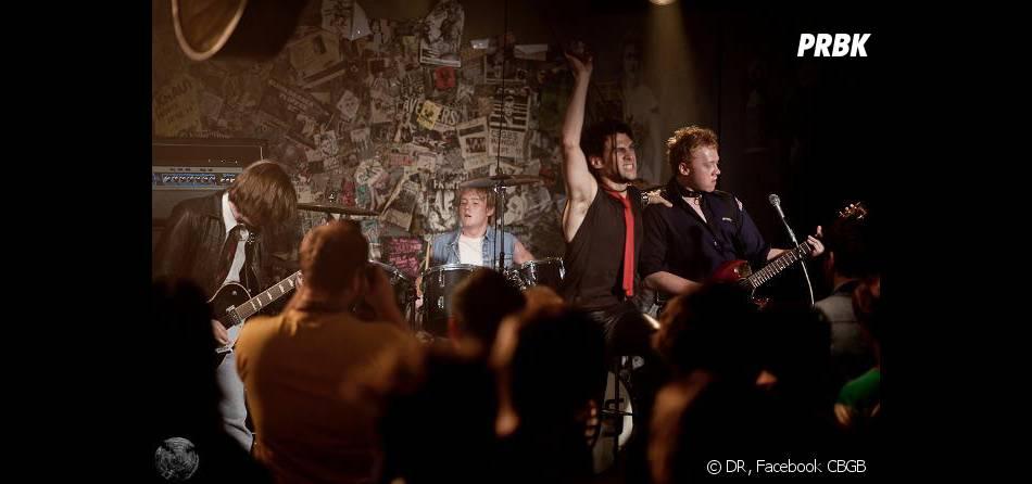 Rupert Grint et Justin Bartha jouent les rockeurs dans CBGB