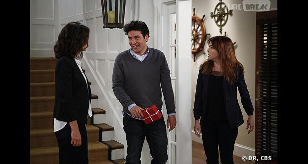 How I Met Your Mother saison 9, épisode 1 : un cadeau de Ted à Robin