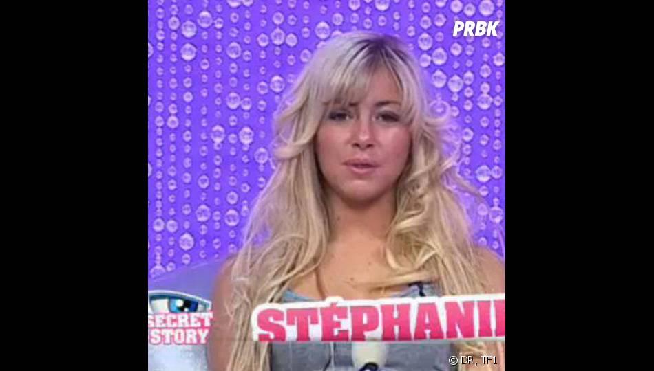 Secret Story 7 : Stéphanie de retour dans la Maison des secrets.