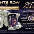 Saints Row 4 : l'édition Super Dangerous Wad Wad à 1 millions de dollars