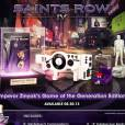 """Saints Row 4 : l'édition """"Jeu de la génération"""""""