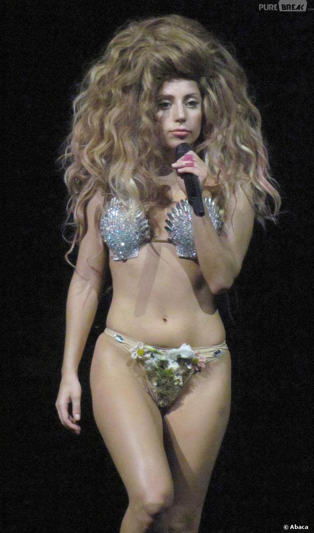 Lady Gaga fait le show à l'iTunes Festival de Londres