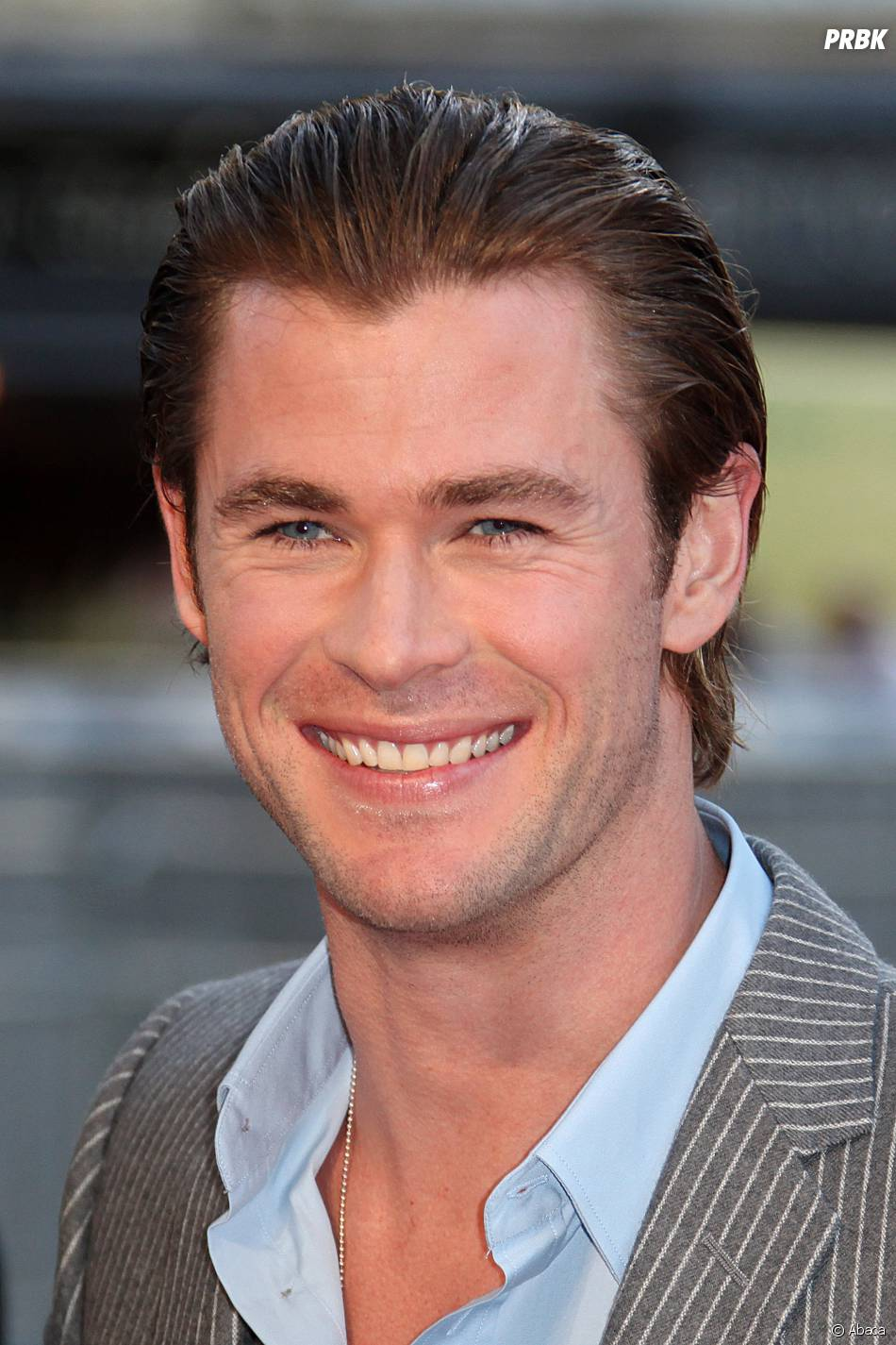 Chris Hemsworth à l'avant-première du film Rush le 2 septembre 2013 à Londres