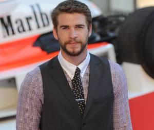 Liam Hemsworth à l'avant-première du film Rush le 2 septembre 2013 à Londres