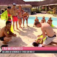 L'île des vérités 3 : Beverly fait des caprices, Aurélie jalouse de Laura