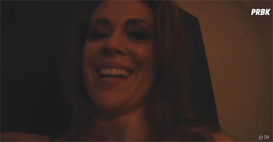 Alyssa Milano fait le buzz dans unefausse sex-tape pour Funny or Die