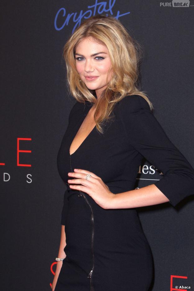 Kate Upton aux Style Awards 2013 le 4 septembre 2013 à New York