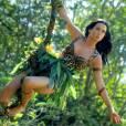 Katy Perry dans le clip de Roar