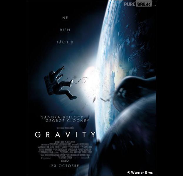"""Gravity"", l'affiche"