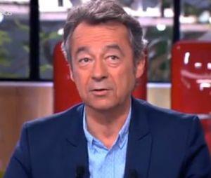 Michel Denisot a tourné la page du Grand Journal.