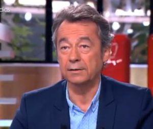 Michel Denisot ne veut pasn qu'on compare le Grand Journal avec Touche pas à mon poste.
