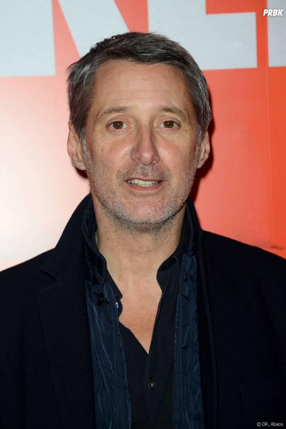 Antoine de Caunes est devenu l'animateur du Grand Journal de Canal+ le 26 août dernier.