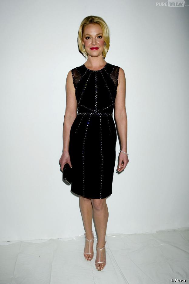 Katherine Heigl de retour sur le petit écran en 2014