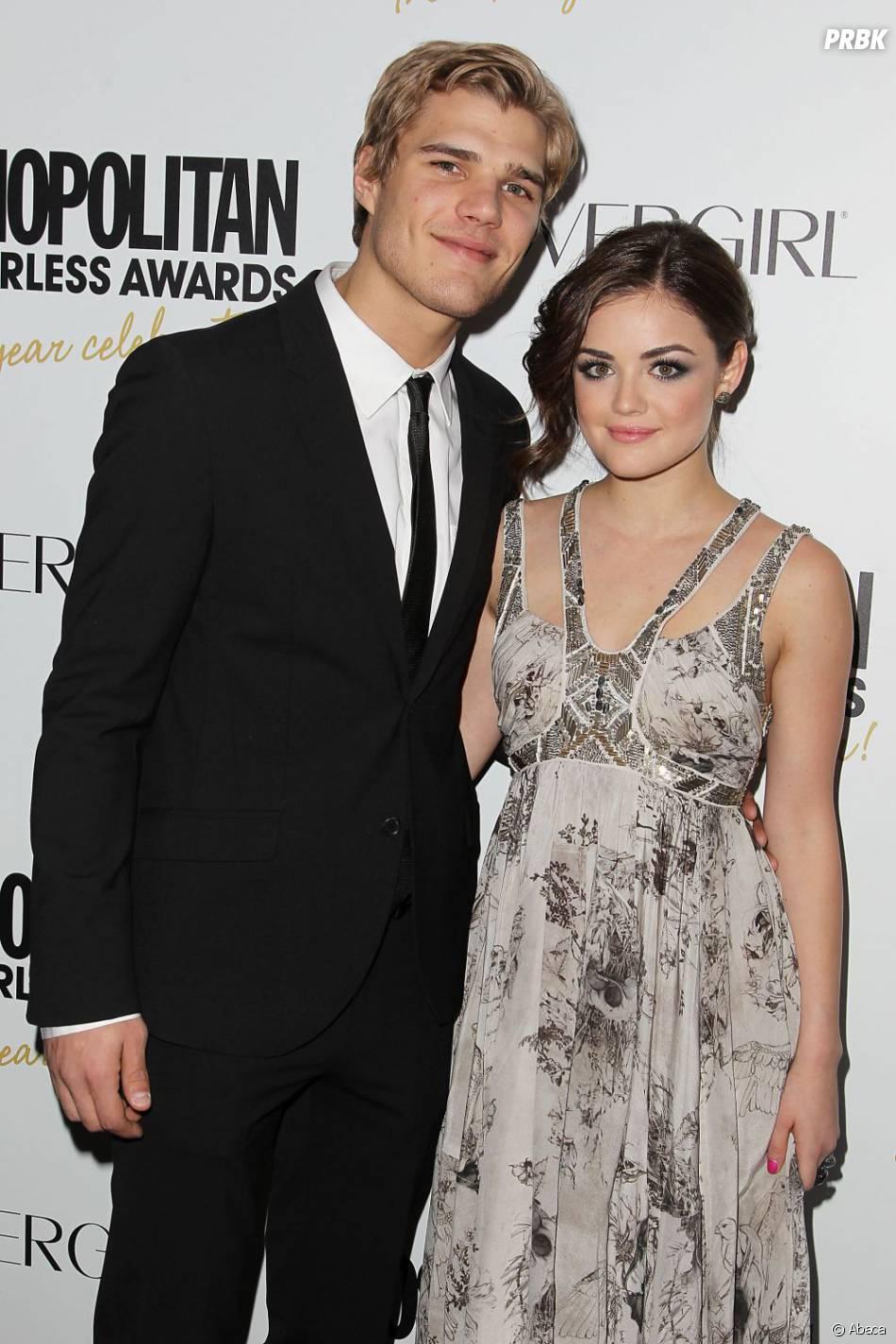 Lucy Hale et son autre ex, Chris Zylka