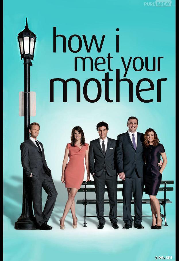 How I Met Your Mother saison 9 arrive le 23 septembre