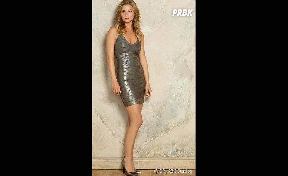Revenge saison 3 : Emily VanCamp sur une photo promo