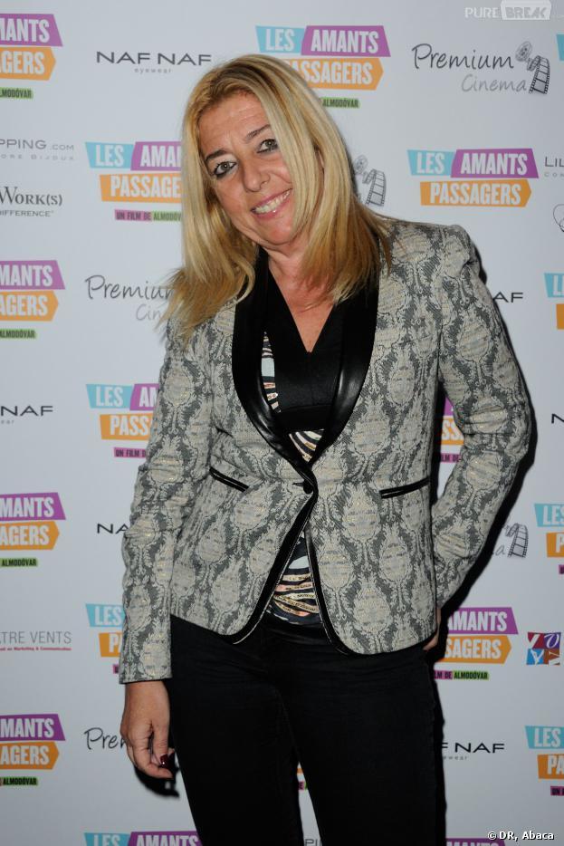 Angela Lorente travaille sur un nouveau projet de télé-réalité sur TF1.