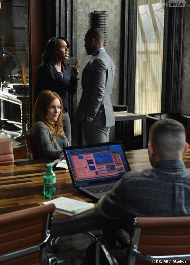 Scandal saison 3, épisode 1 : tensions chez Olivia
