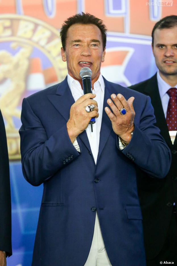 Arnold Schwarzenegger pas casté dans Avatar 2