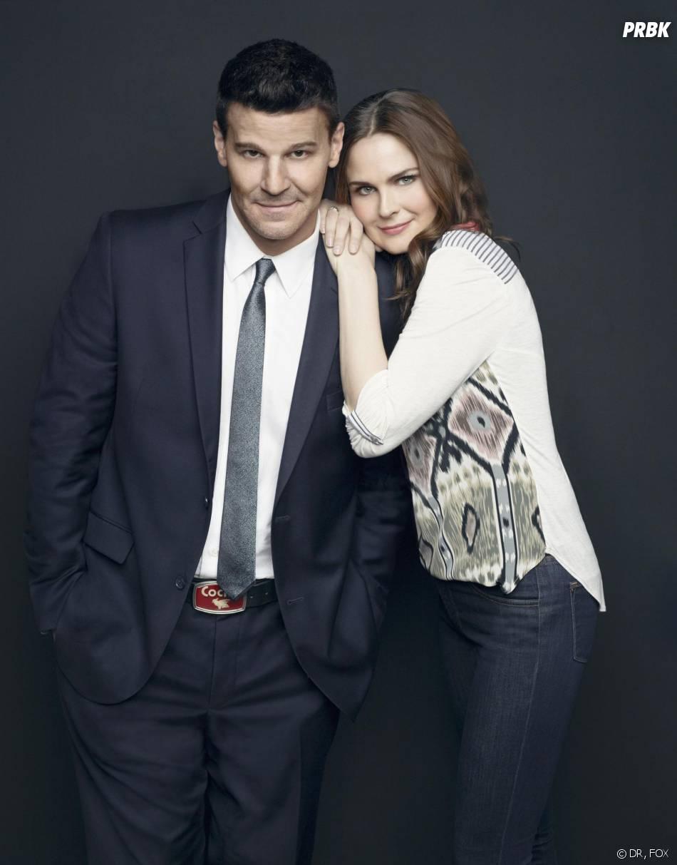 Bones saison 9 : Booth et Brennan vont se marier dans l'épisode 6