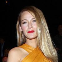 Blake Lively : véritable bombe à  la Fashion Week de Milan