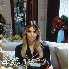 Kim Kardashian prépare (déjà) Noël