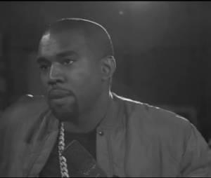 """Kanye West en mode mégalo pour son interview à la BBC : """"Je suis la rock star n°1 de la planète"""""""