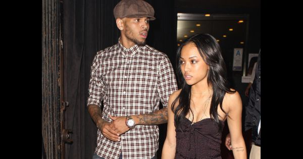 chris brown rihanna zapp e il roucoule avec karrueche tran photo. Black Bedroom Furniture Sets. Home Design Ideas