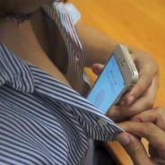 iPhone 5S : utilisez vos tétons pour déverrouiller votre smartphone
