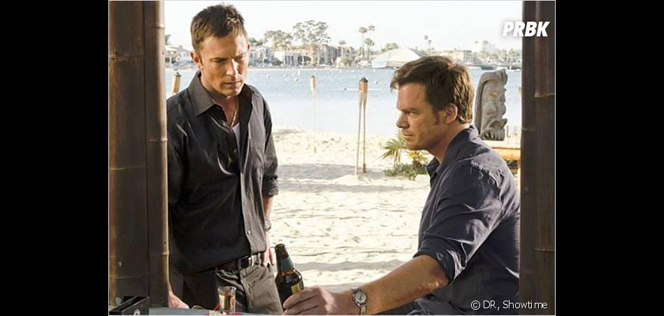 Dexter saison 8 : Quinn toujours vivant dans le final