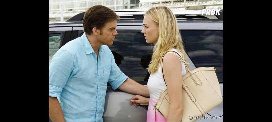 Dexter saison 8 : Hannah, un rôle plus surprenant que prévu
