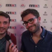 FIFA 14 : La Ferme Jerome, Orelsan, Michael Youn... une soirée de lancement 100% people (INTERVIEW)
