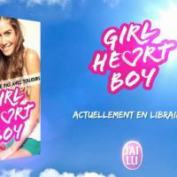 Girl Heart Boy : un roman aussi passionnant qu'une série tv