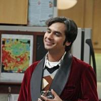 The Big Bang Theory saison 7 : un retour très important pour Raj
