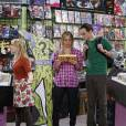 The Big Bang Theory saison 7 : le comic shop toujours présent