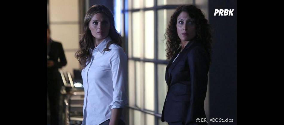 Castle saison 6, épisode 2 : une surprise pour Beckett et McCord ?