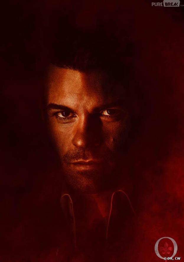 The Originals saison 1 : poster avec Daniel Gillies