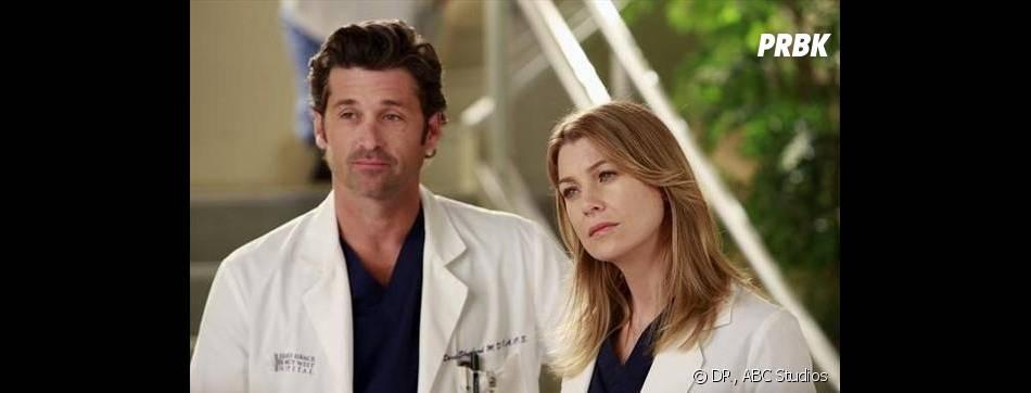 Grey's Anatomy saison 10 : Meredith et Derek parents d'un petit Bailey