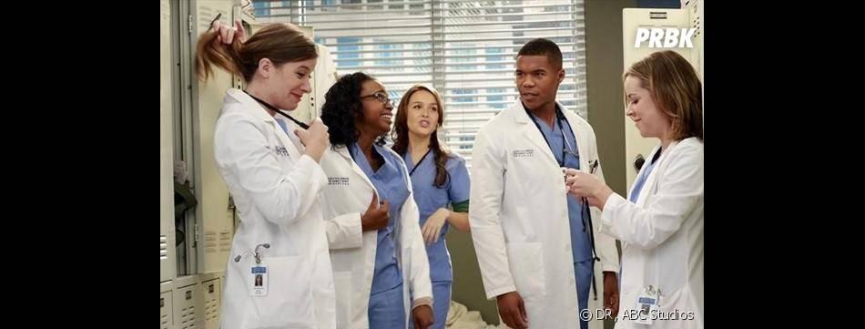 Grey's Anatomy saison 9 : les internes ont perdu Heather