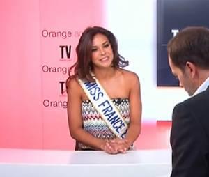 Miss Monde 2013 : Marine Lorphelin confiante pour le concours