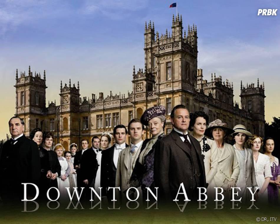 Downton Abbey : le style british séduit Hillary Clinton