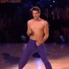Pretty Little Liars : Brant Daugherty torse nu dans Danse avec les stars US