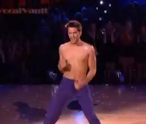Pretty Little Liars : Brant Daugherty a dansé torse nu