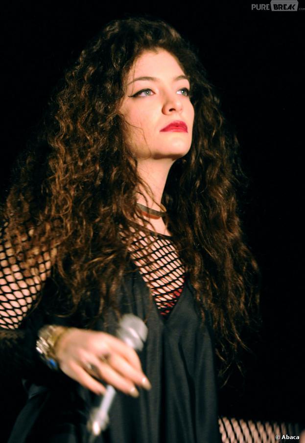 Lorde, au centre d'une polémique raciste ?