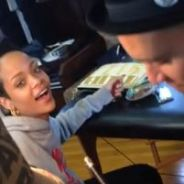 Rihanna : nouveau tatouage au bâton et au maillet... dans la douleur