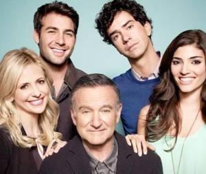 The Crazy Ones saison 1 : joli succès d'audience aux Etats-Unis