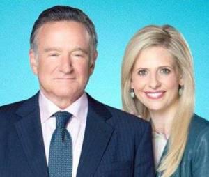 The Crazy Ones saison 1 : Robin Williams et Sarah Michelle Gellar forment un duo de choc