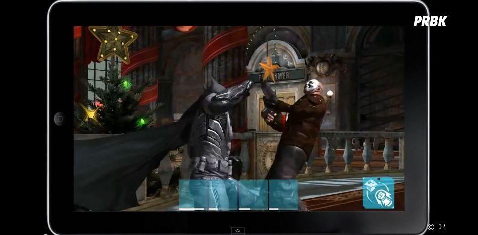 Batman Arkham Origins sortira également sur les tablettes et mobiles iOS et Android