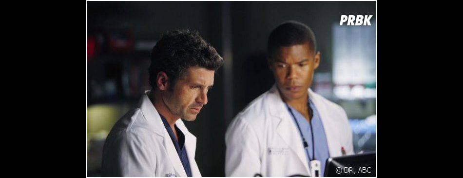 Grey's Anatomy saison 10, épisode 6 : Derek et Shane en mode sérieux