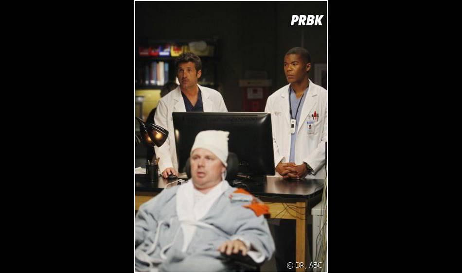 Grey's Anatomy saison 10, épisode 6 : Derek et Shane